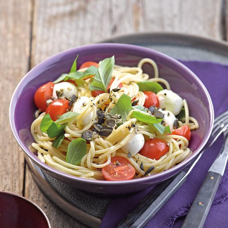 Photo de Spaghettis alla caprese prise par WW