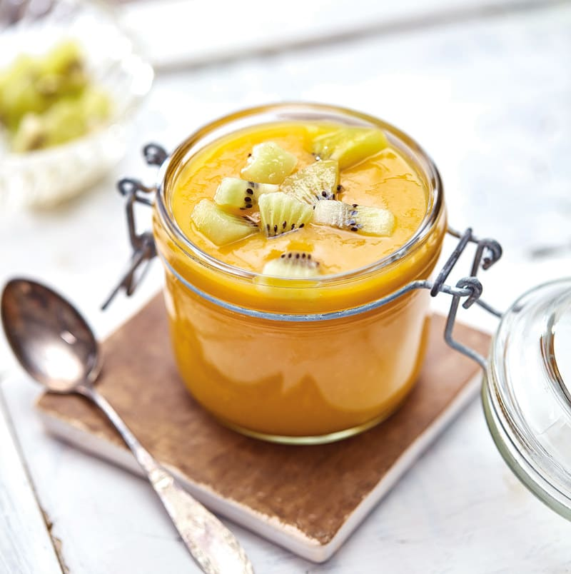 Foto Exotisches Frucht-Gelee von WW