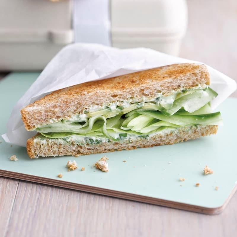Photo de Sandwich végétarien prise par WW