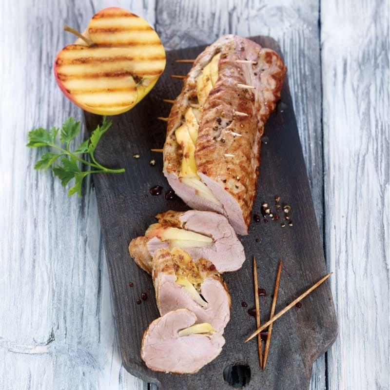 Photo de Filet mignon de porc à la pomme prise par WW