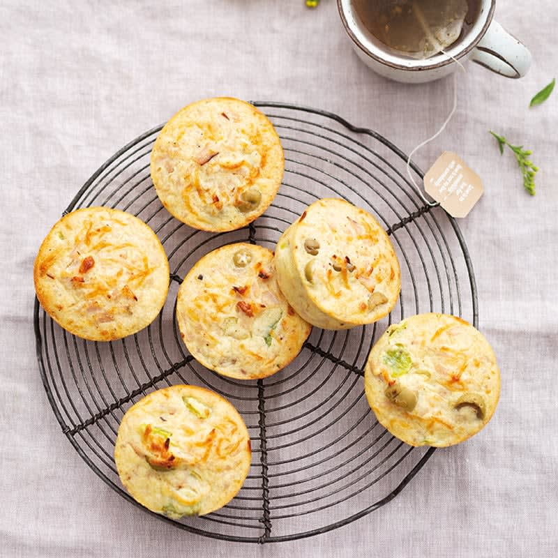 Photo de Muffins jambon-olives prise par WW