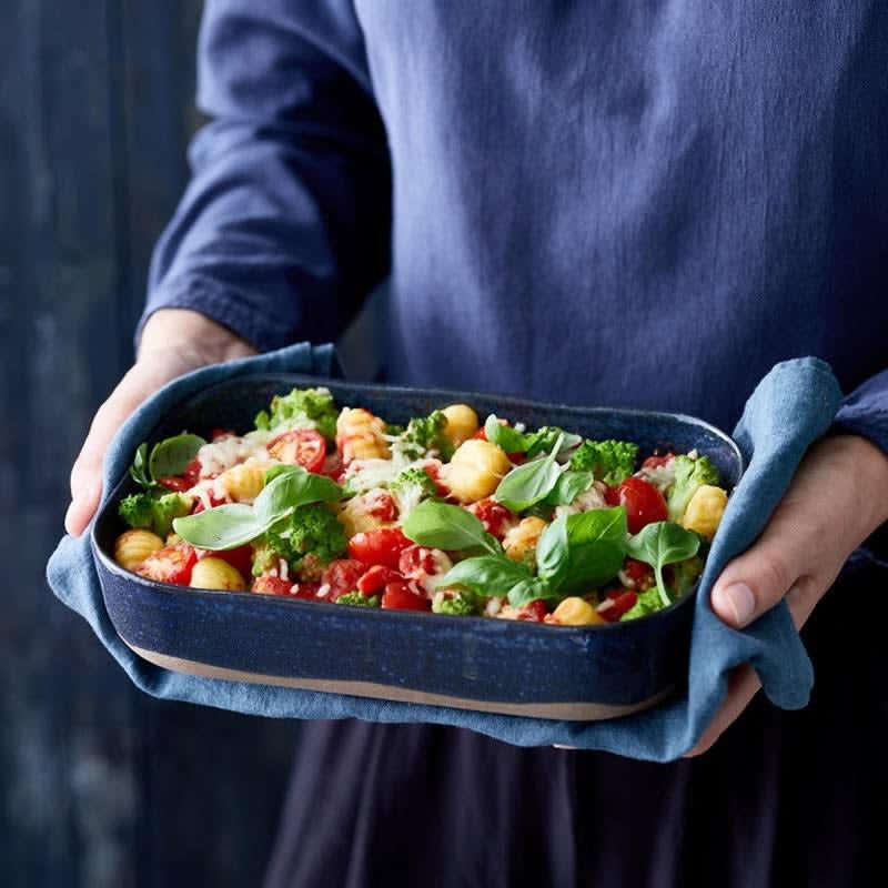 Foto Gemüse-Gnocchi aus dem Ofen von WW
