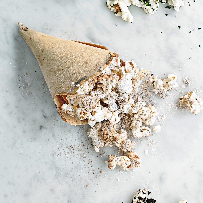 Photo de Popcorn sucre & épices prise par WW