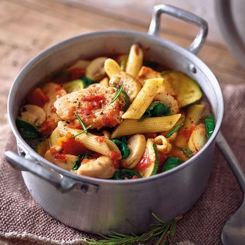 Photo de One pot pasta au poulet prise par WW