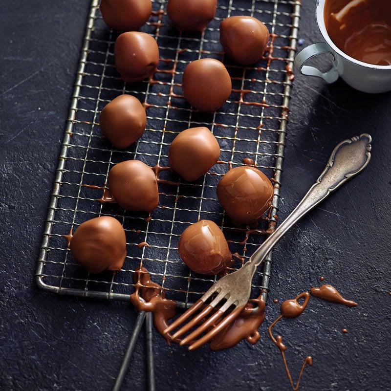 Photo de Bonbons au chocolat prise par WW