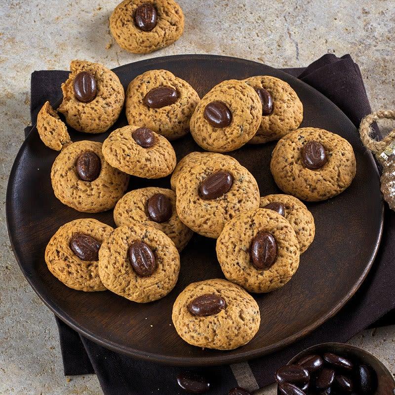 Photo de Biscuits au moka prise par WW