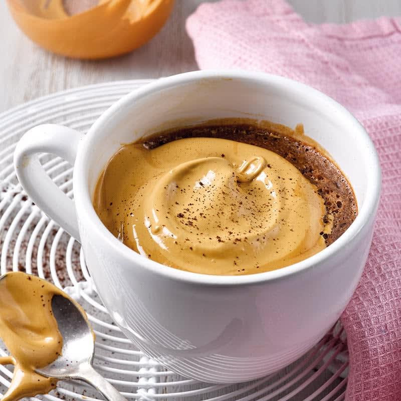 Photo de Mugcake au chocolat et crème au café dalgona prise par WW