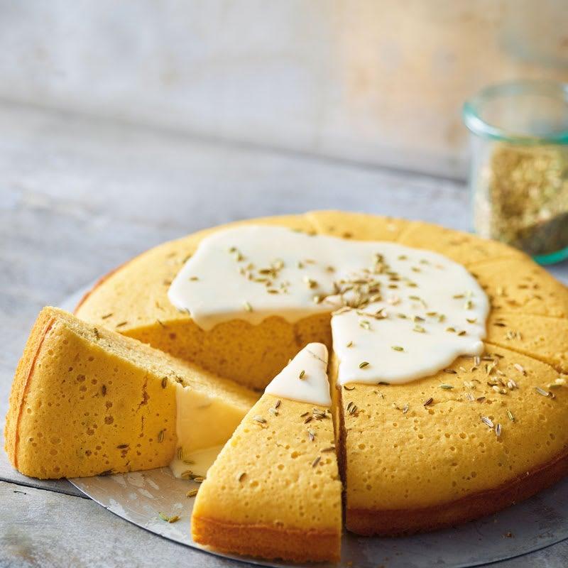 Photo de Bolo de Fubà (gâteau de maïs) prise par WW