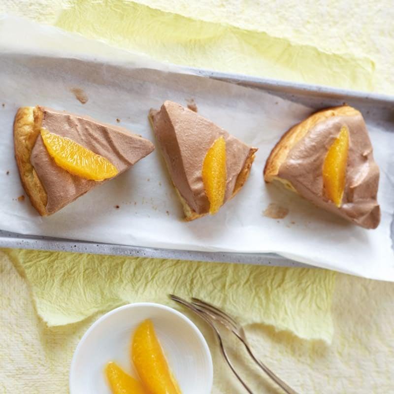Foto Mousse-au-Chocolat-Torte von WW