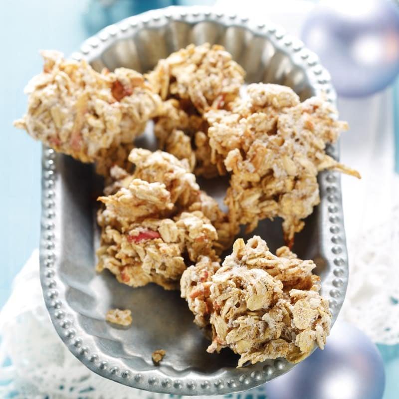 Photo de Biscuits à l'avoine parfumés à la pomme prise par WW