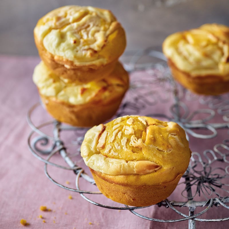 Photo de Muffins à la courge et au fromage frais prise par WW