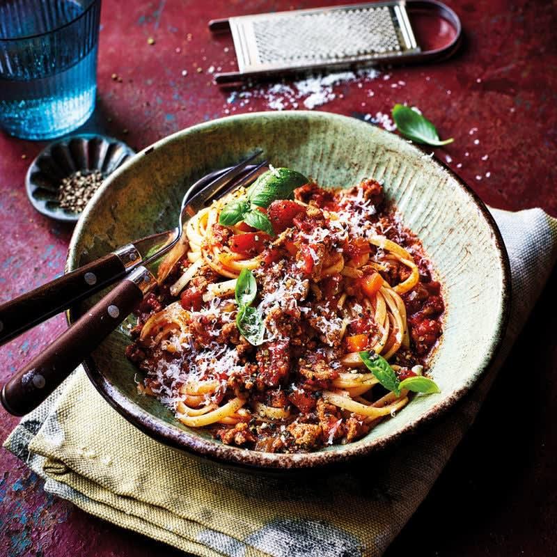 Photo de Spaghetti bolognaise classique prise par WW