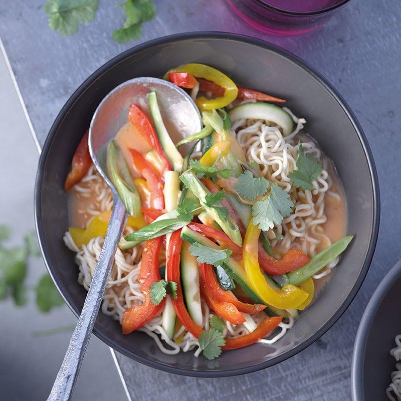 Photo de Curry thaï express prise par WW