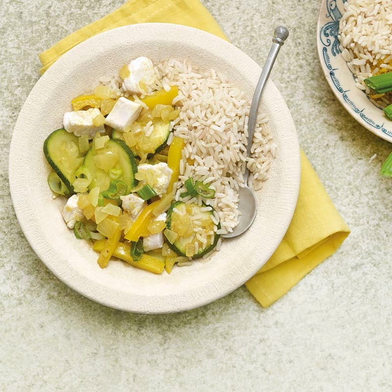 Photo de Curry de poisson aux légumes prise par WW