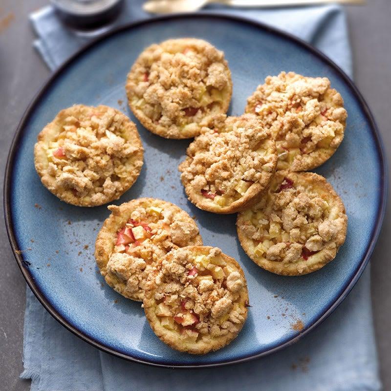 Photo de Biscuits crumble à la pomme prise par WW