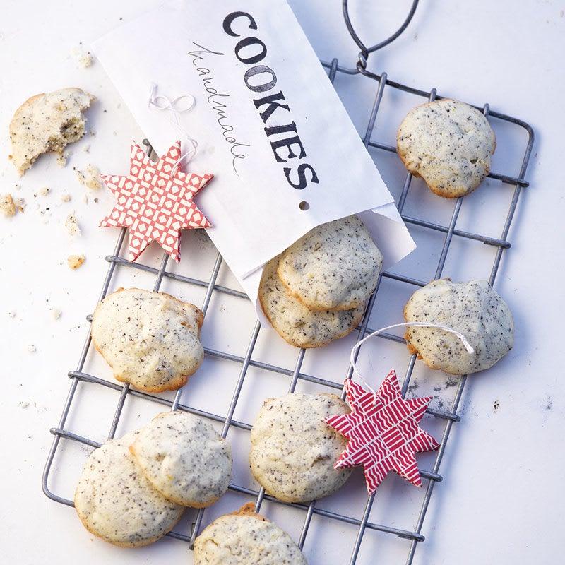 Photo de Biscuits à l'orange et au gingembre confit prise par WW