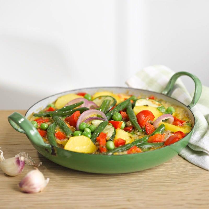 Photo de Frittata coloré aux légumes prise par WW