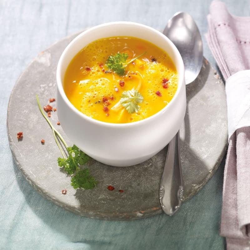 Photo de Soupe de carottes à l'orange prise par WW