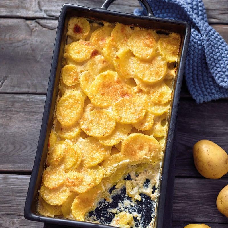 Foto Klassisches Kartoffelgratin von WW