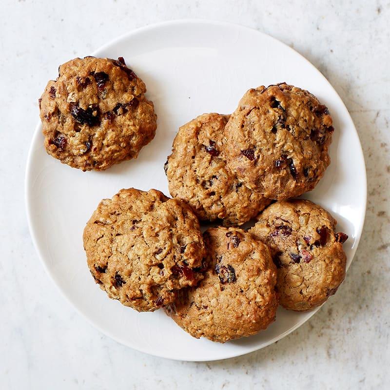 Photo de Cookies à la canneberge et au gingembre prise par WW