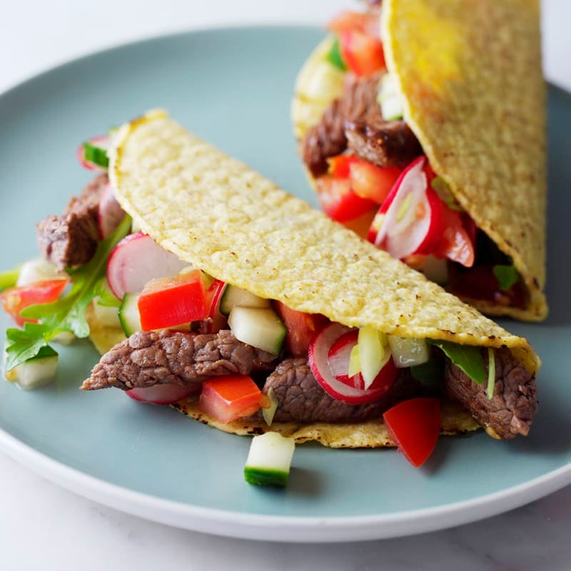 Photo de Tacos au boeuf prise par WW