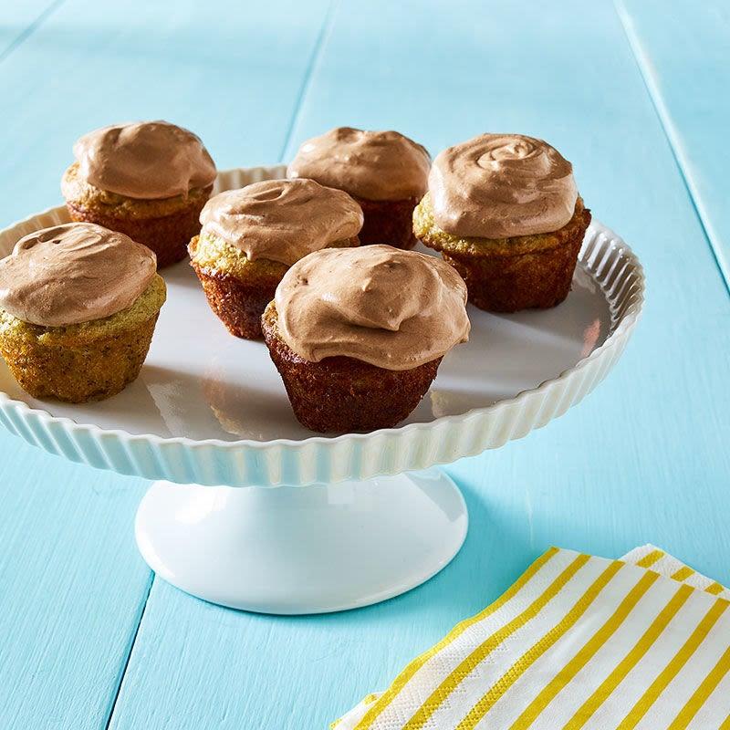 Photo de Mini cupcakes au Nutella prise par WW