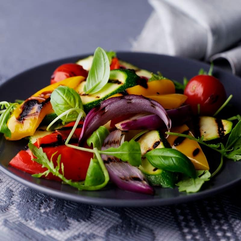 Photo de Salade de légumes grillés prise par WW