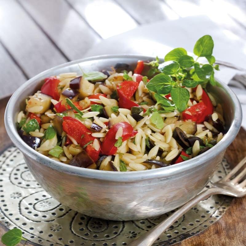 Photo de Salade de kritharaki aux olives prise par WW