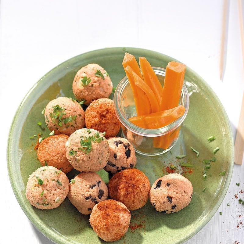 Photo de Trilogie de boulettes de couscous prise par WW