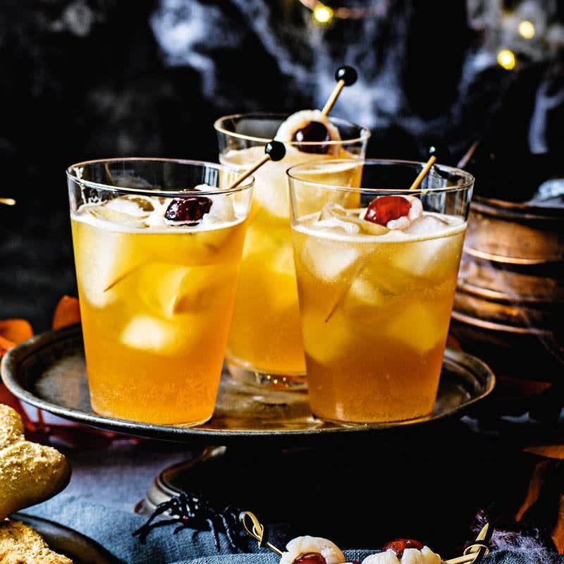 Photo de Cocktail d'Halloween prise par WW