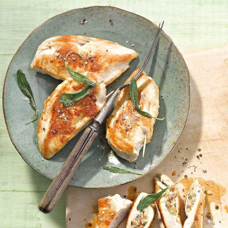Photo de Filet de poulet farci à la méditerranéenne prise par WW