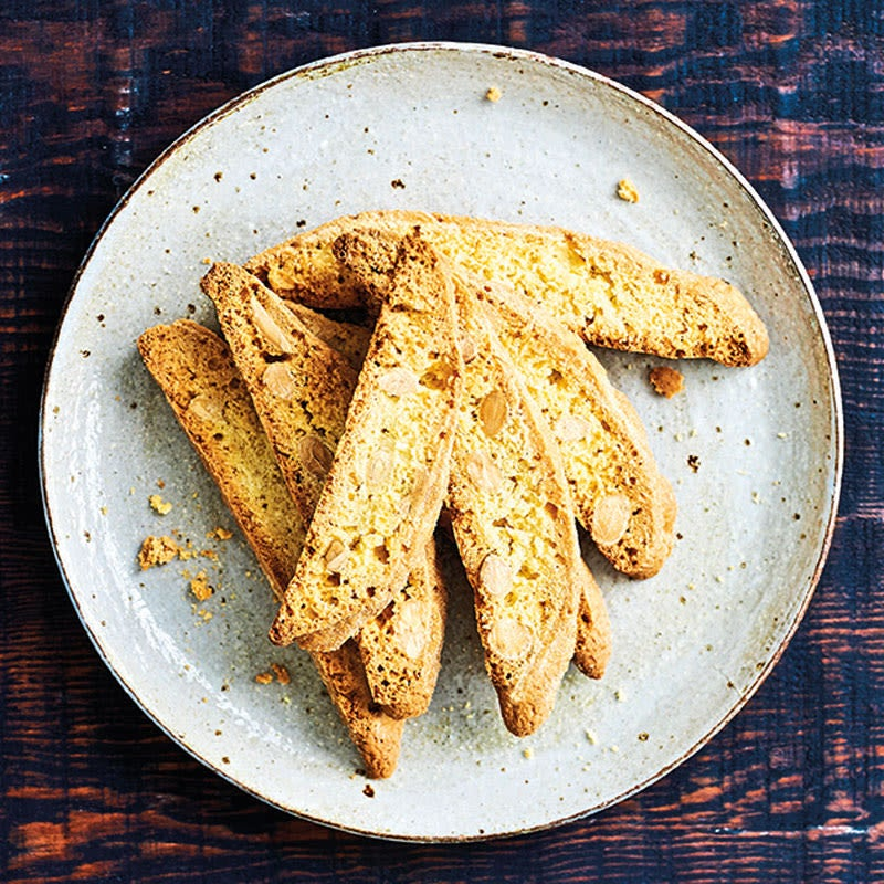 Photo de Biscottes aux amandes et noix de coco prise par WW