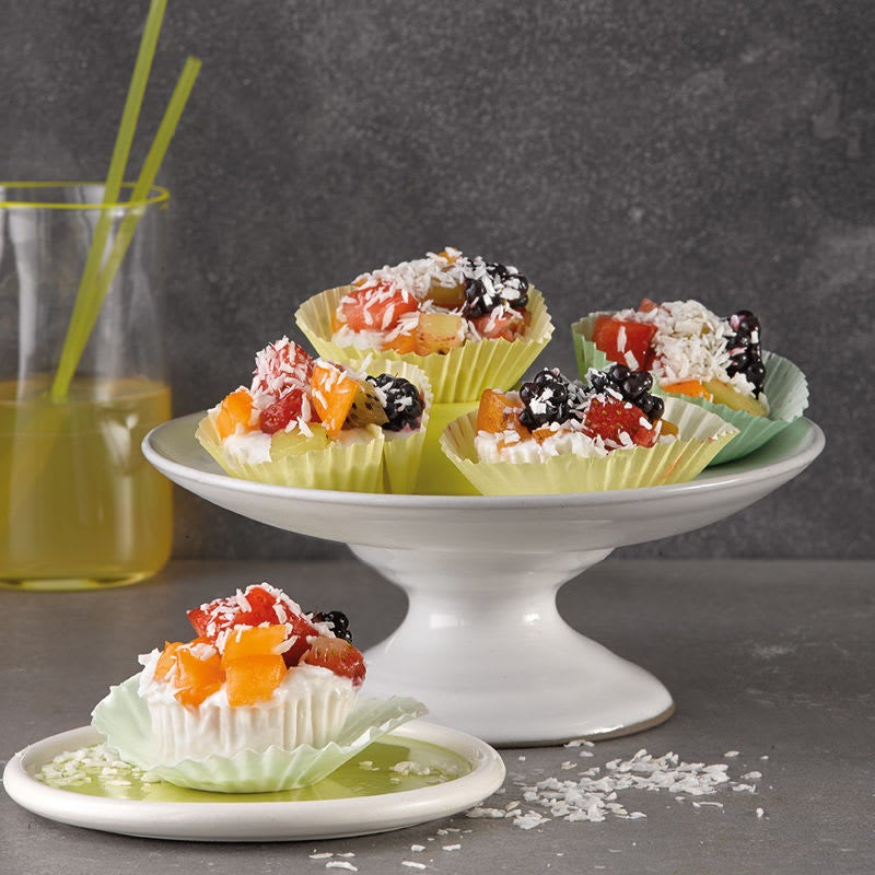 Photo de Frozen-Yogurt-Cups à la noix de coco prise par WW