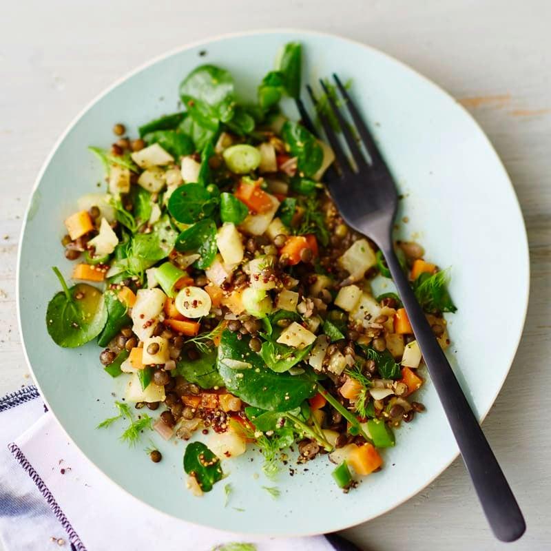 Foto Linsen-Fenchel-Salat von WW