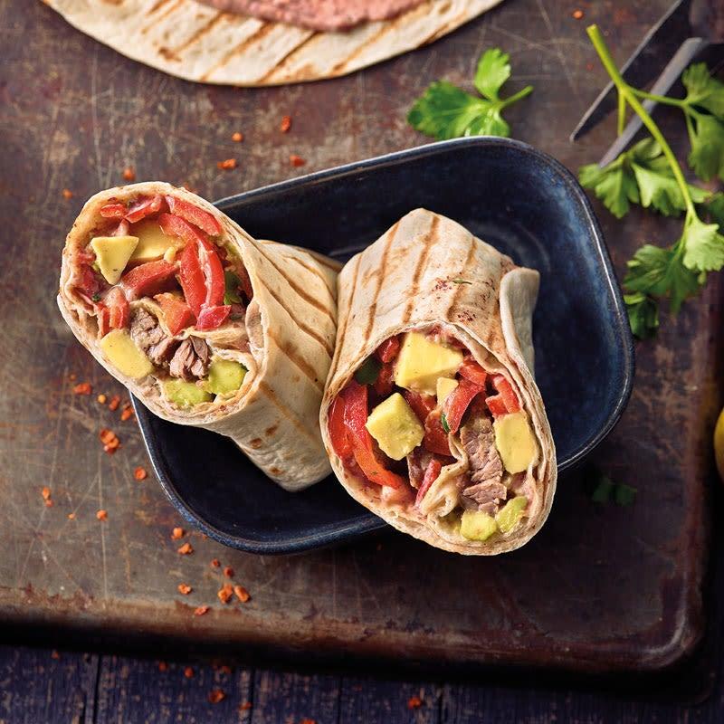 Photo de Wraps de bœuf à la pâte de haricots rouges prise par WW