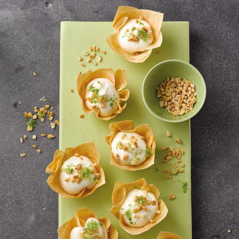 Photo de Petites tartelettes à la crème de citron prise par WW