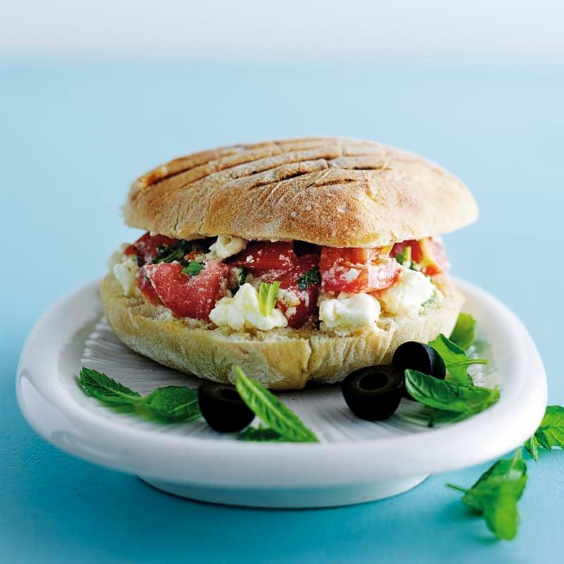 Foto Griechisches Sandwich von WW