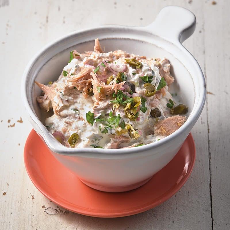 Photo de Crème de thon au persil prise par WW