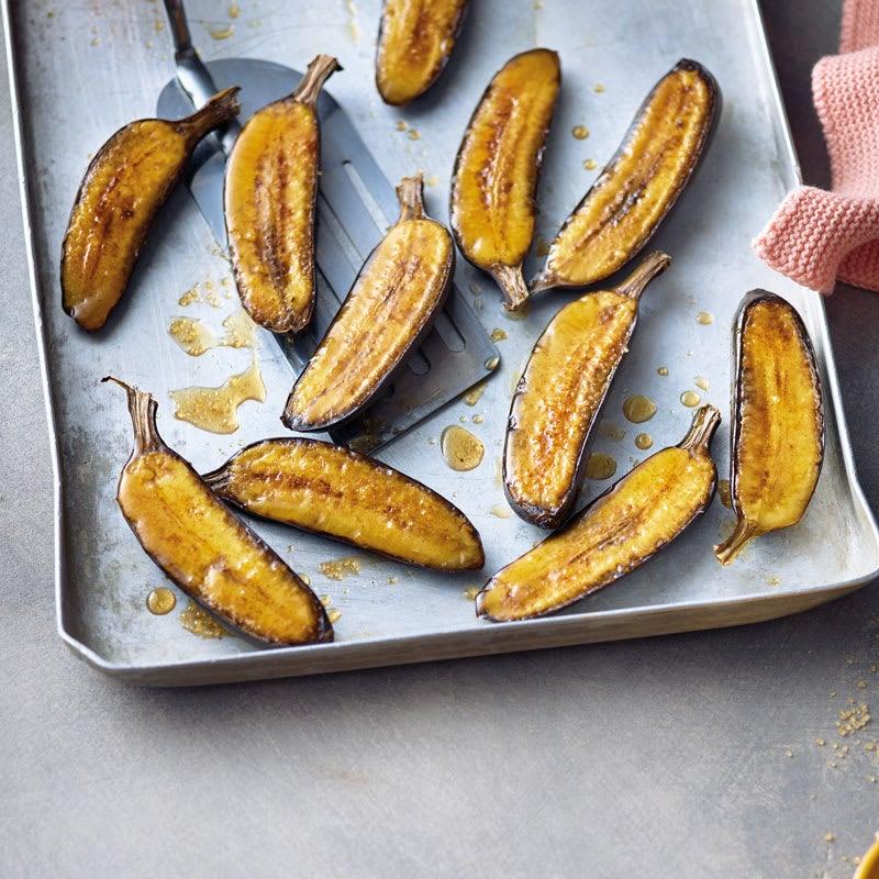 Photo de Bananes au four prise par WW