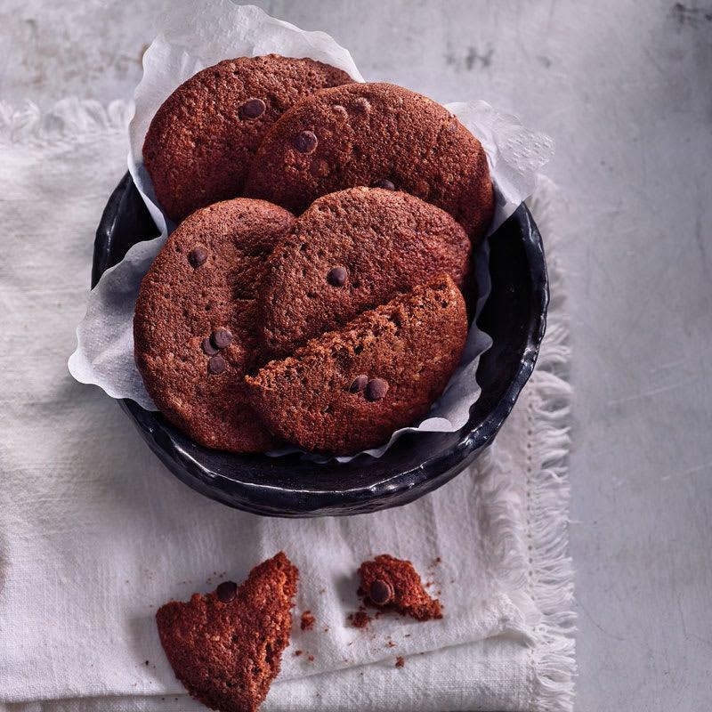 Photo de Biscuits moelleux au chocolat prise par WW