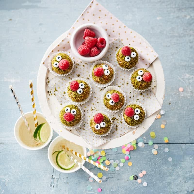 Photo de Energyballs aux fruits prise par WW