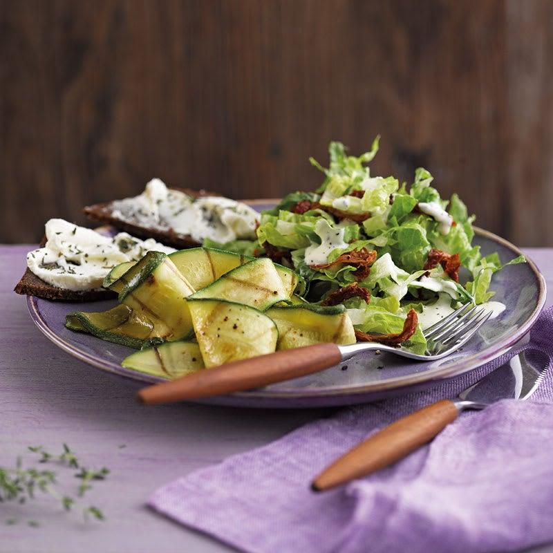 Photo de Salade de courgettes prise par WW