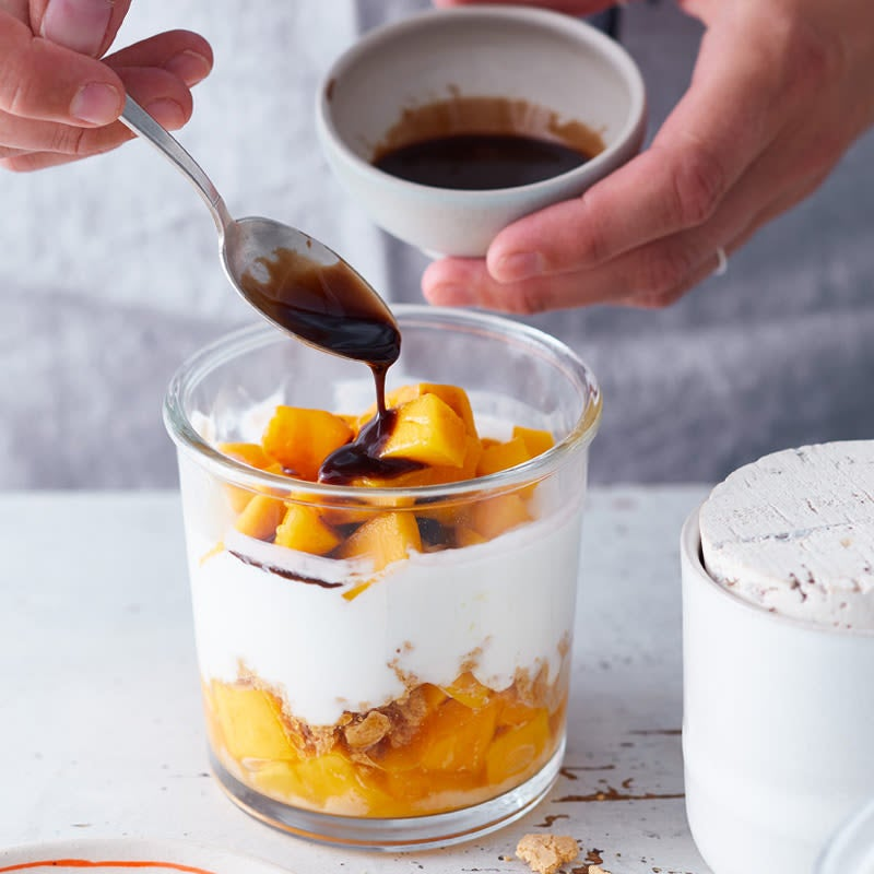 Photo de Tiramisu de mangue prise par WW