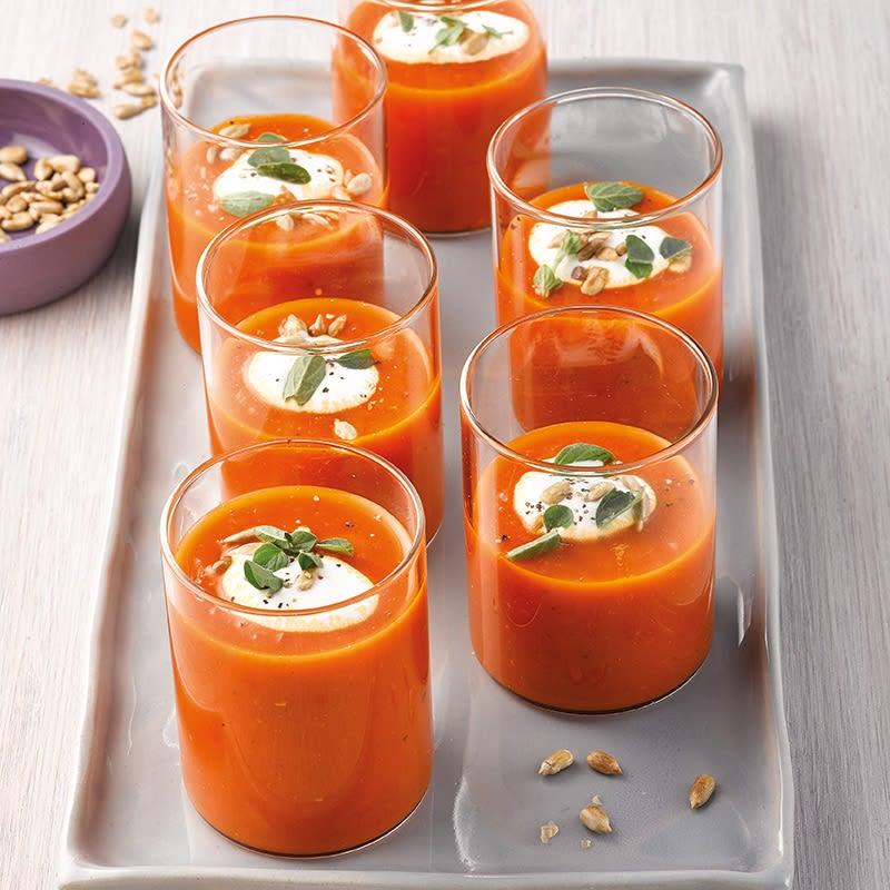Photo de Soupe express chili-tomates prise par WW