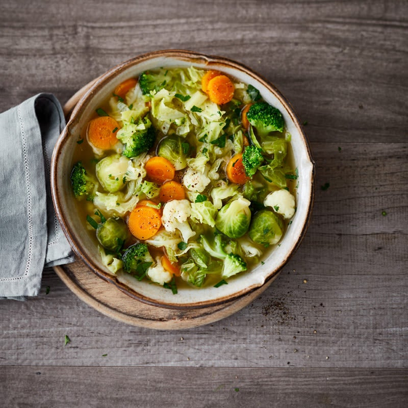 Photo de L'incontournable soupe aux choux prise par WW