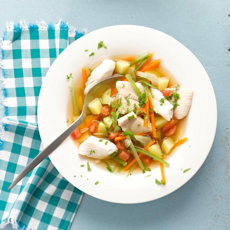 Photo de Soupe de poisson prise par WW
