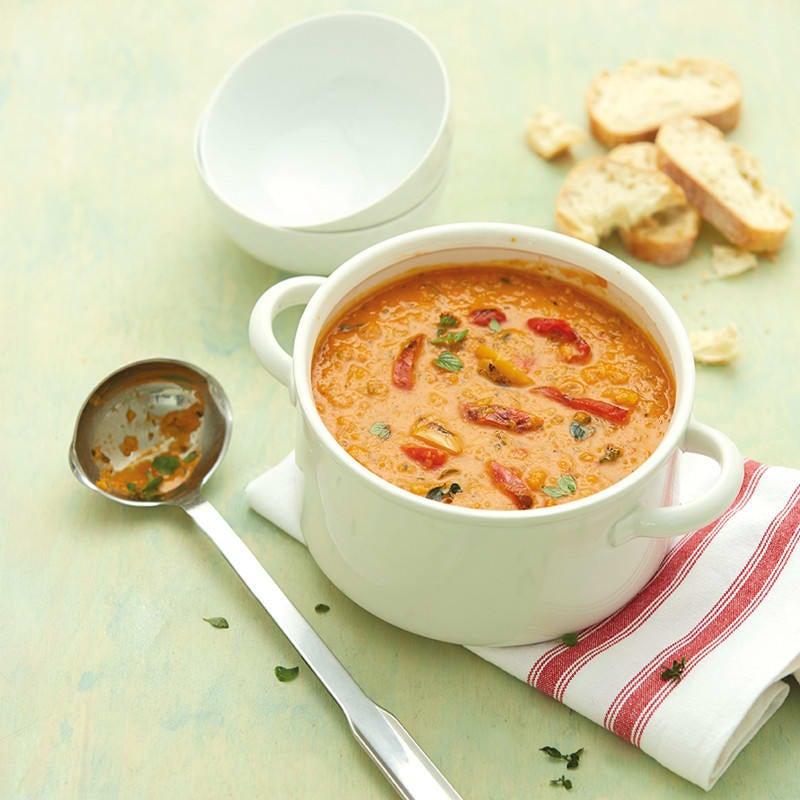 Photo de Soupe de légumes prise par WW