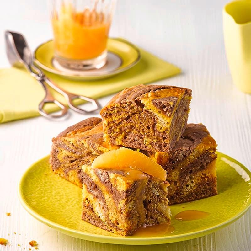 Photo de Cake marbré courge-orange prise par WW