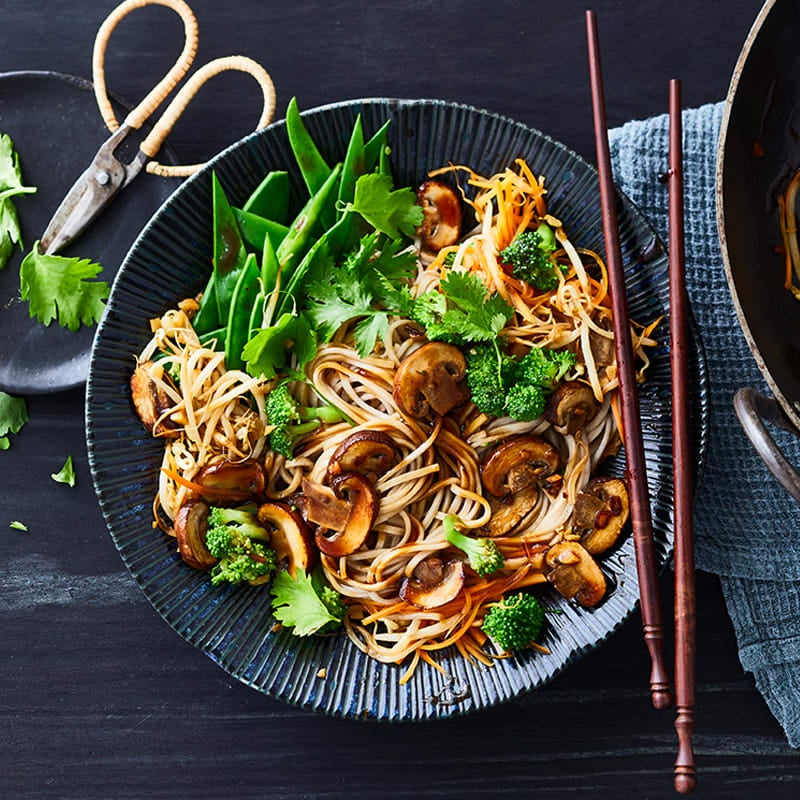 Photo de Nouilles express au wok prise par WW
