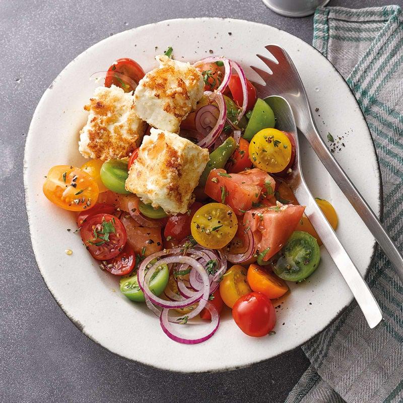 Photo de Salade de tomates et feta prise par WW